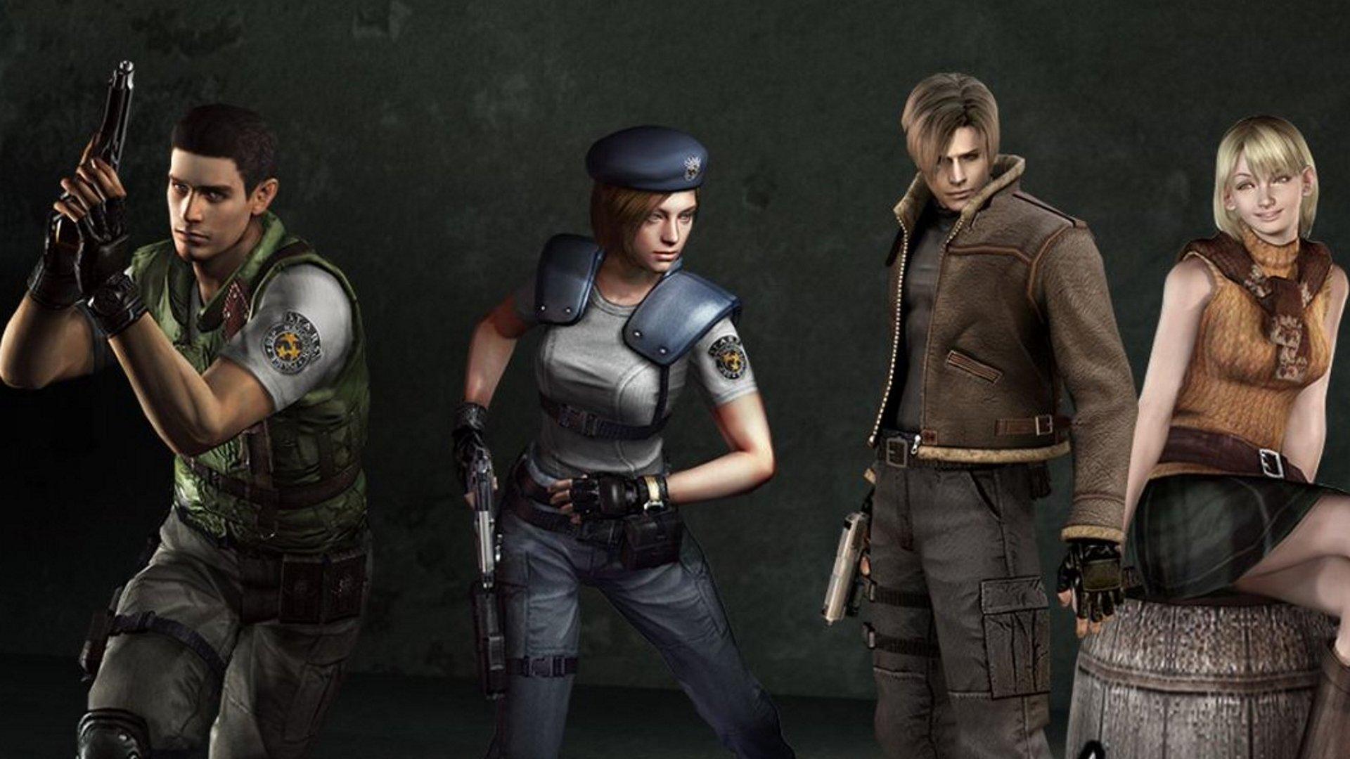 Resident Evil 0, 1 et 4 sur Nintendo Switch