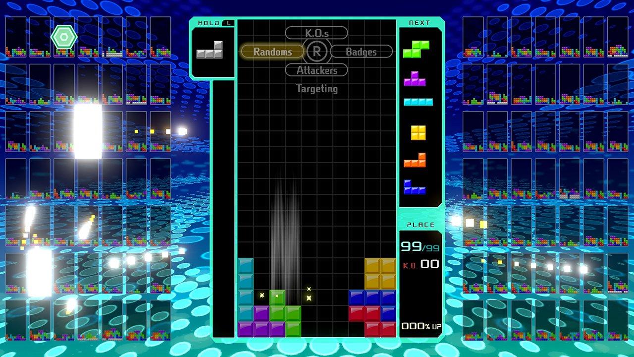 Tetris 99 disponible pour les membres de Nintendo Switch Online