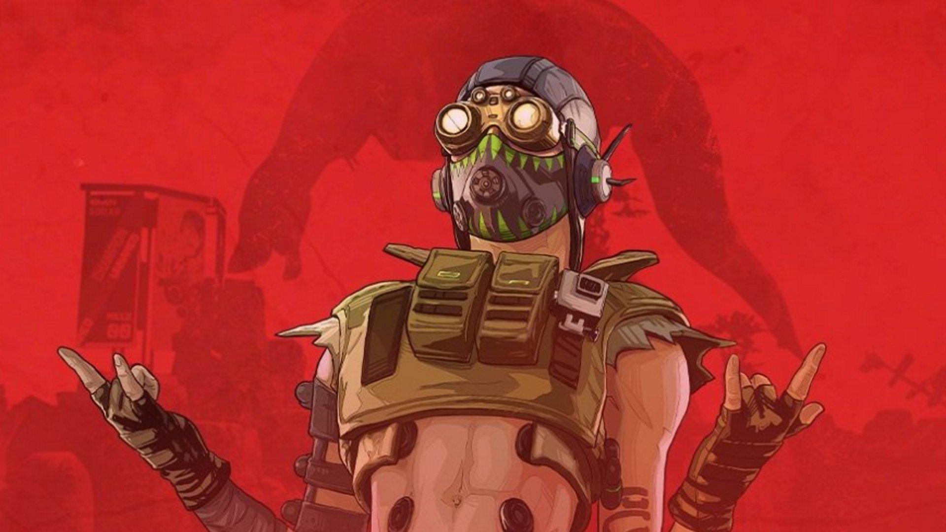 Octane confirmé comme le nouveau personnage d'Apex Legends