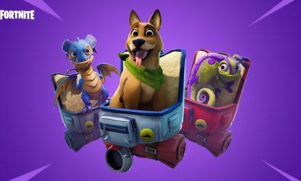 Fortnite Pets expliqué – qu'est-ce que c'est ? Comment fonctionnent-ils ? Et *qui est un bon garçon?!!*