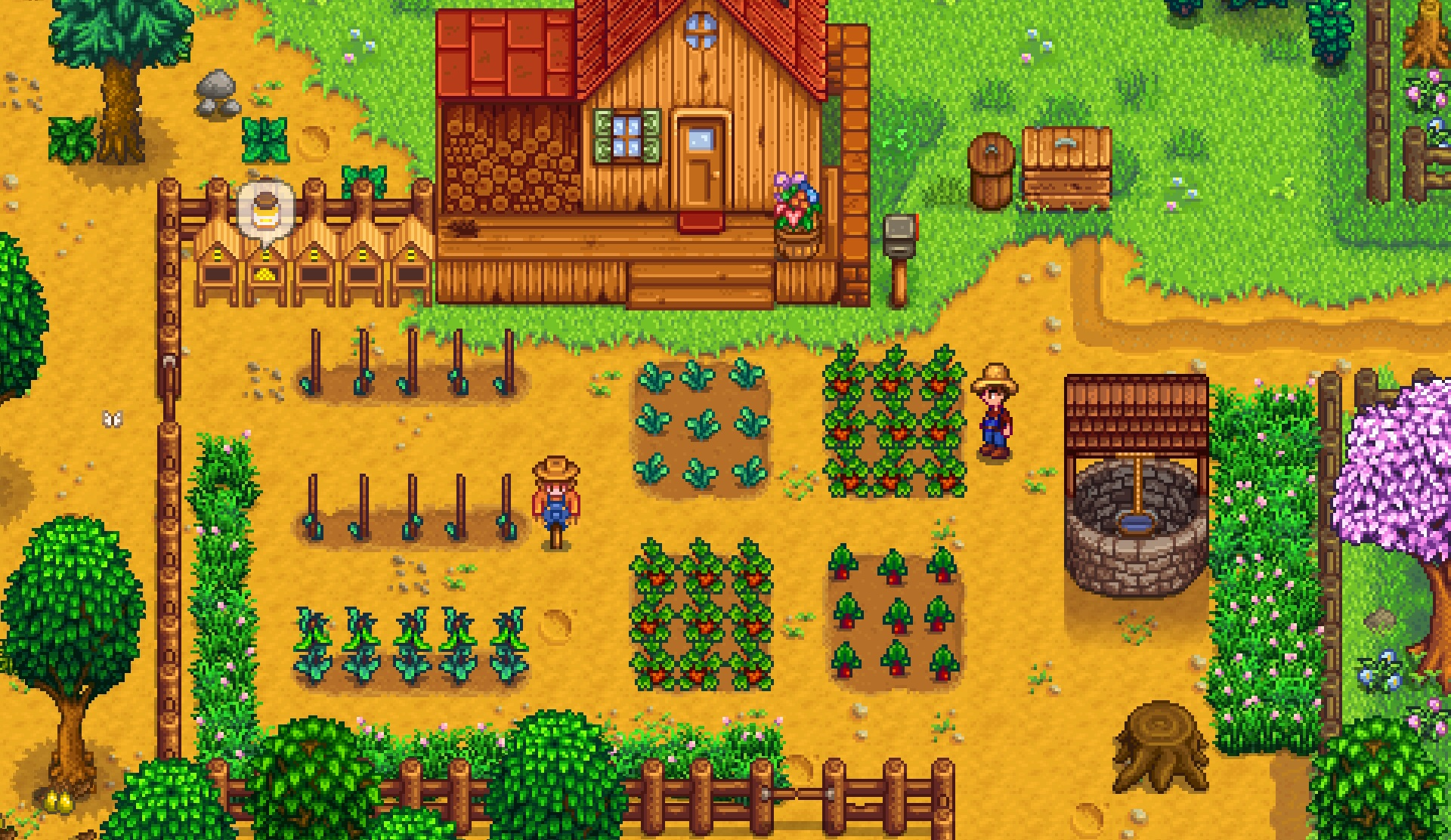 Stardew Valley : Les meilleures récoltes pour chaque saison
