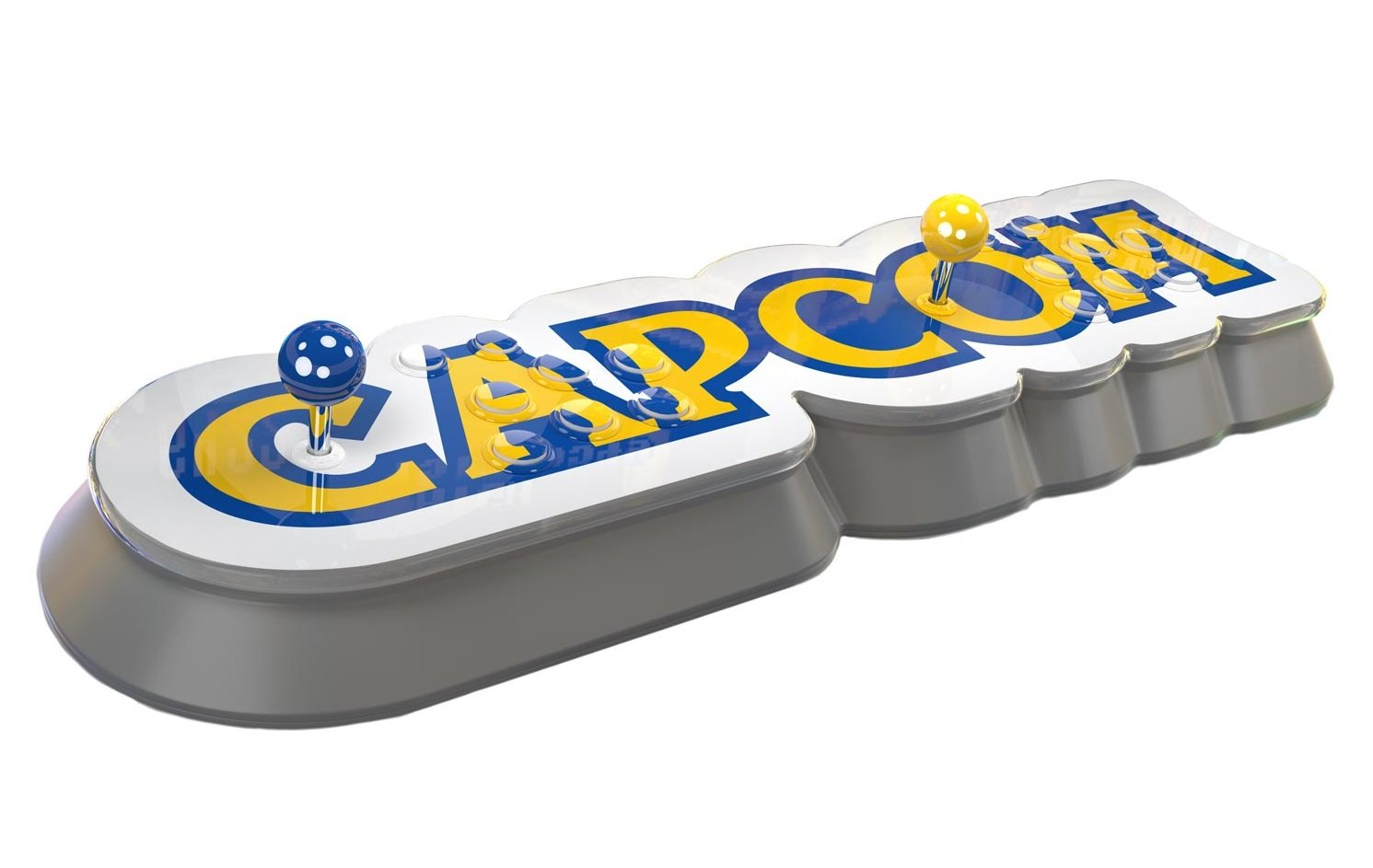 Capcom Home Arcade a annoncé