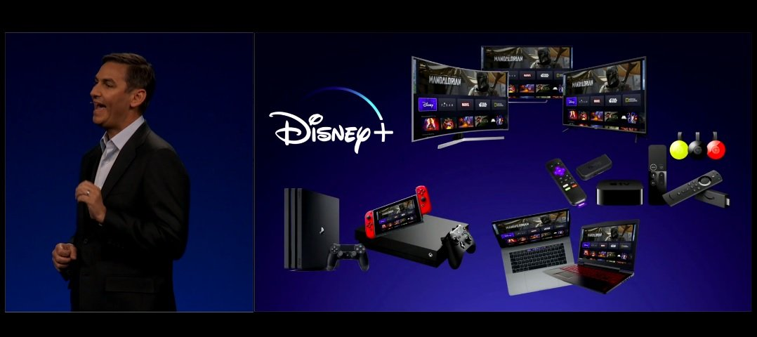 Disney+ se lance d'abord sur PS4, Xbox One et Switch plus tard ?