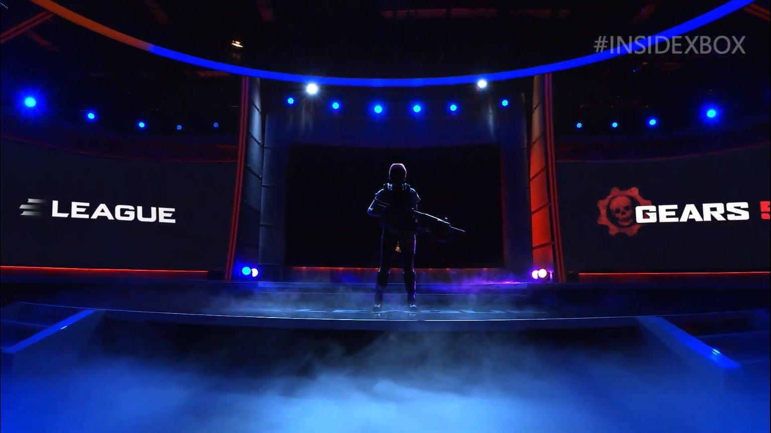 Gears of War 5 esports à Eleague en juin prochain