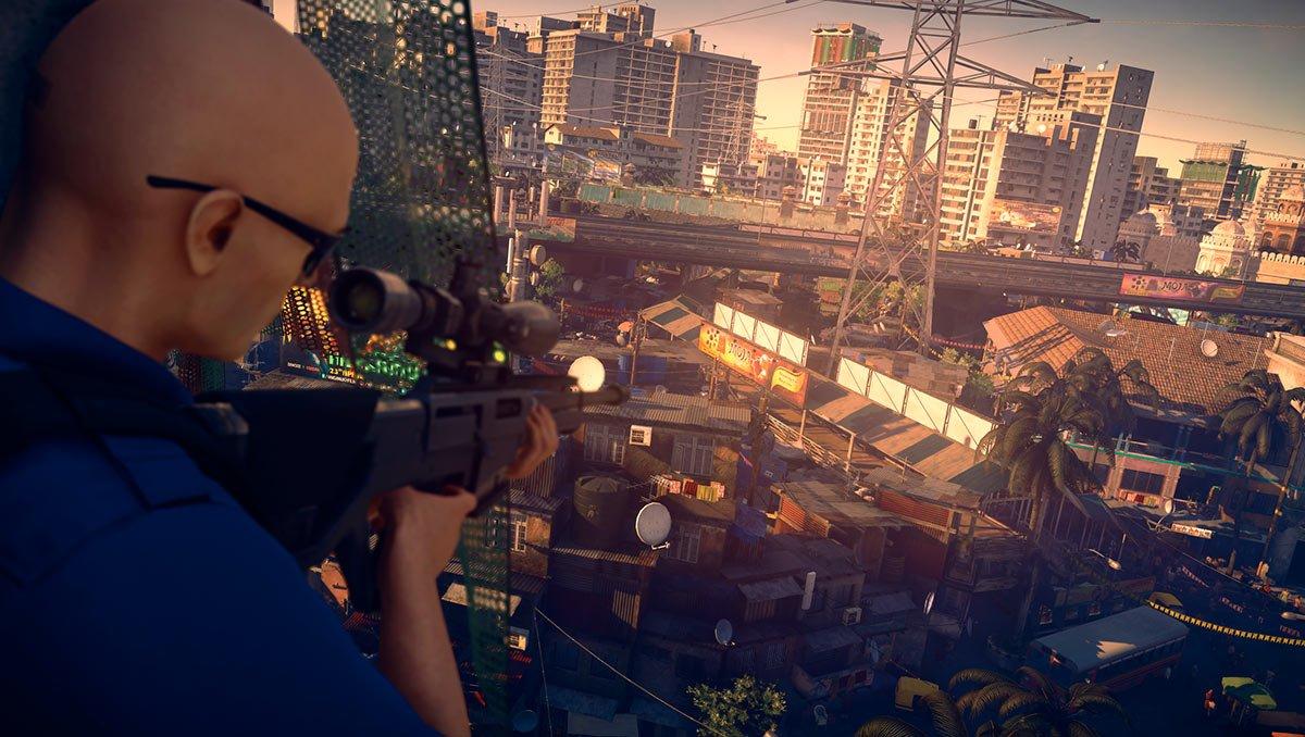 IO Interactive présente le contenu de Hitman 2 pour 2019