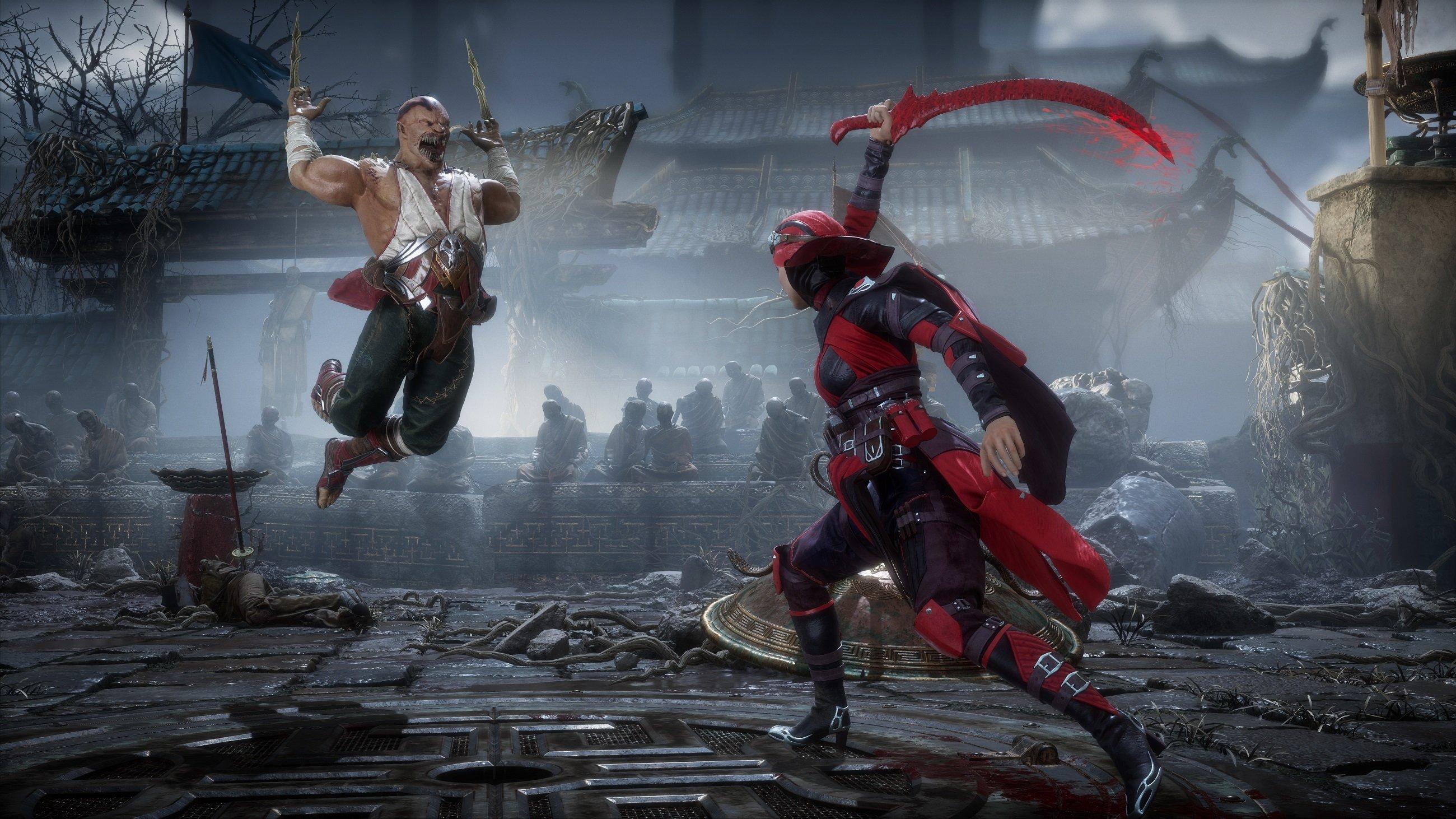 Y a-t-il une coopérative locale dans Mortal Kombat 11 ?