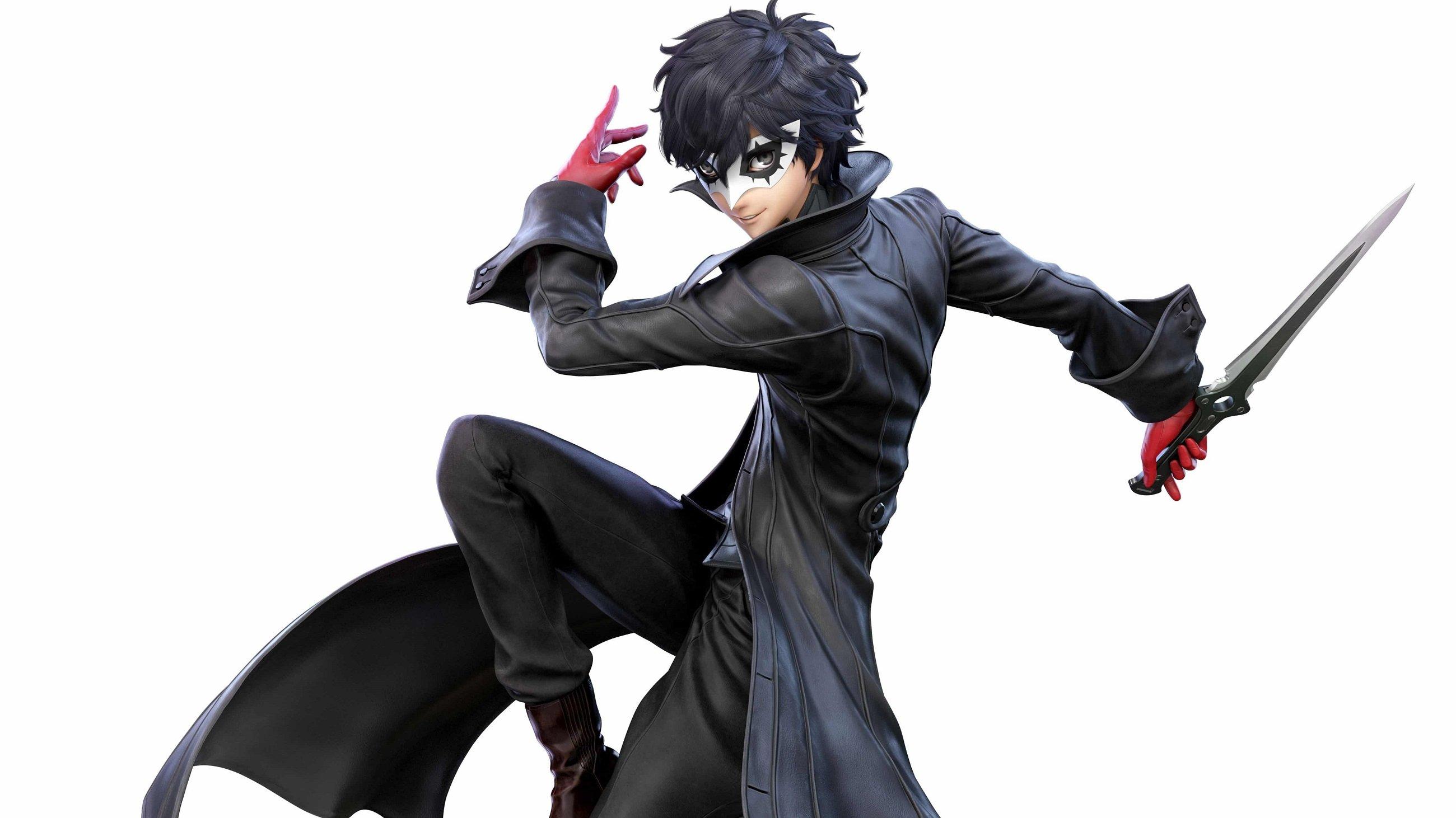 Joker's full moveset list in Smash Bros. Ultimate