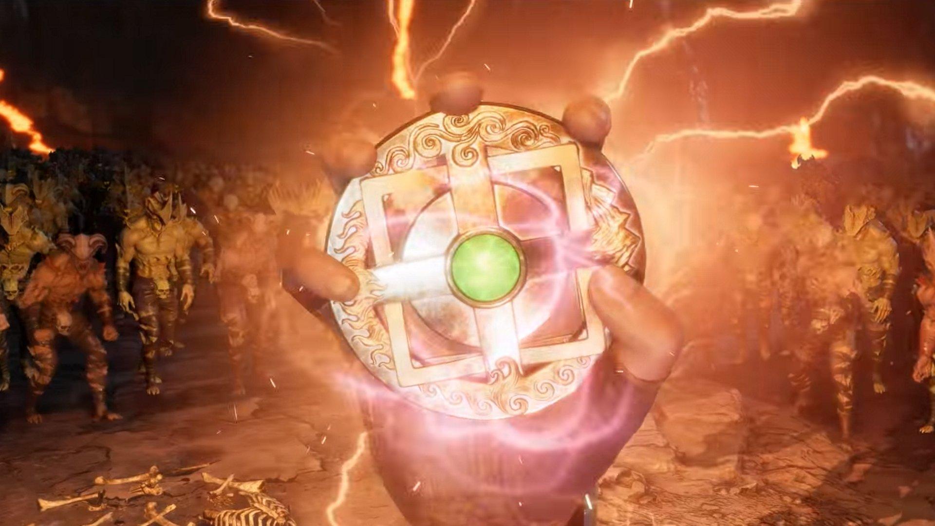Emplacements des objets cryptés dans Mortal Kombat 11