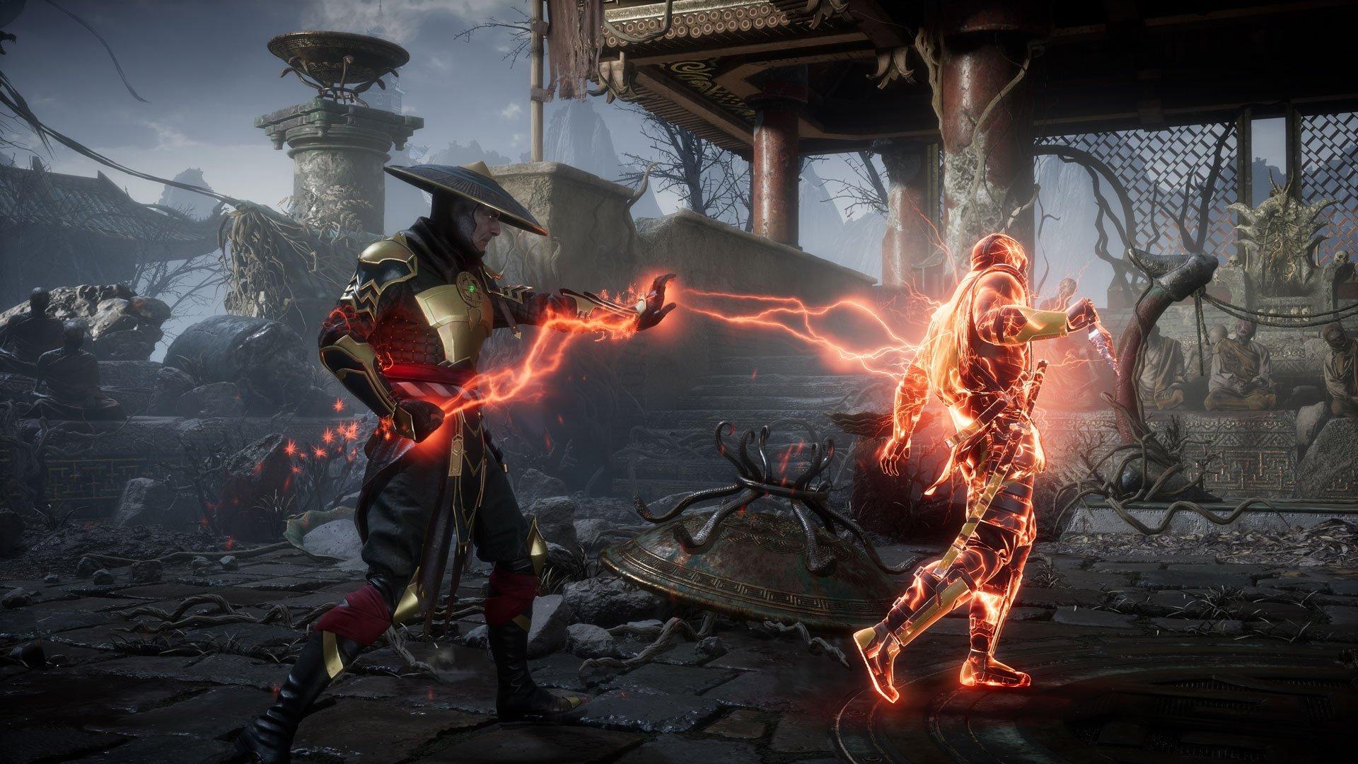 Mise à jour des Tours du Temps à venir sur Mortal Kombat 11
