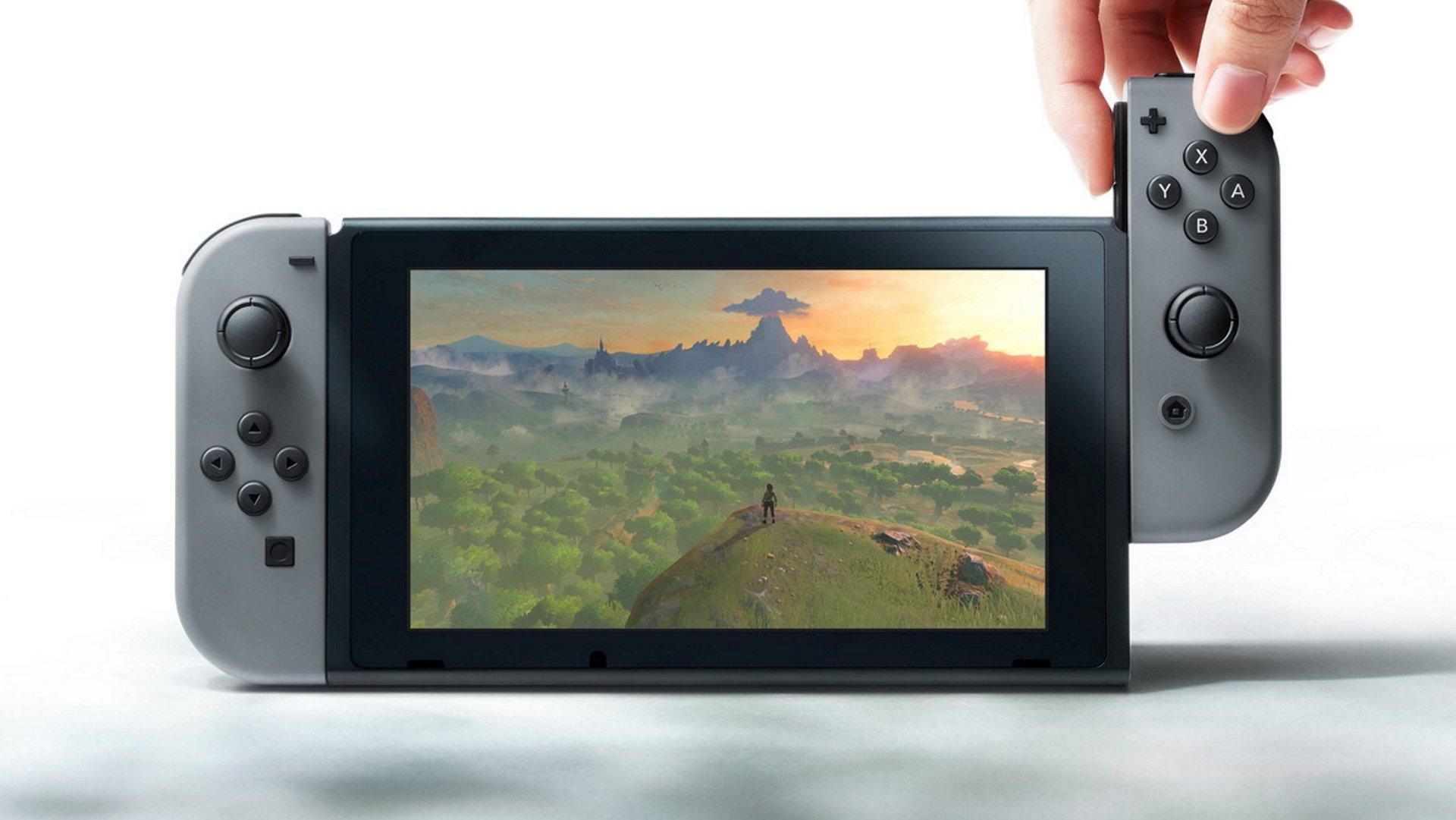 Nouveau modèle de console Nintendo Switch dont la sortie est prévue en juin