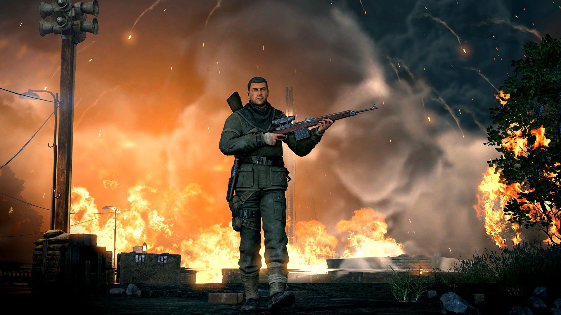 Sniper Elite V2 Cibles remastérisées Date de sortie possible