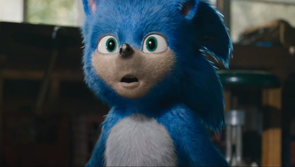 Sonic movie trailer drops and it's just…horrifying