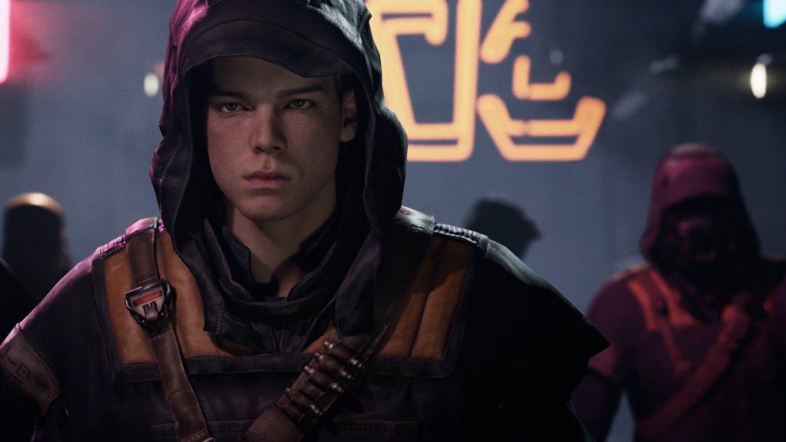 Regarde les Jedi de Star Wars : Date de sortie de la commande tombée remorque