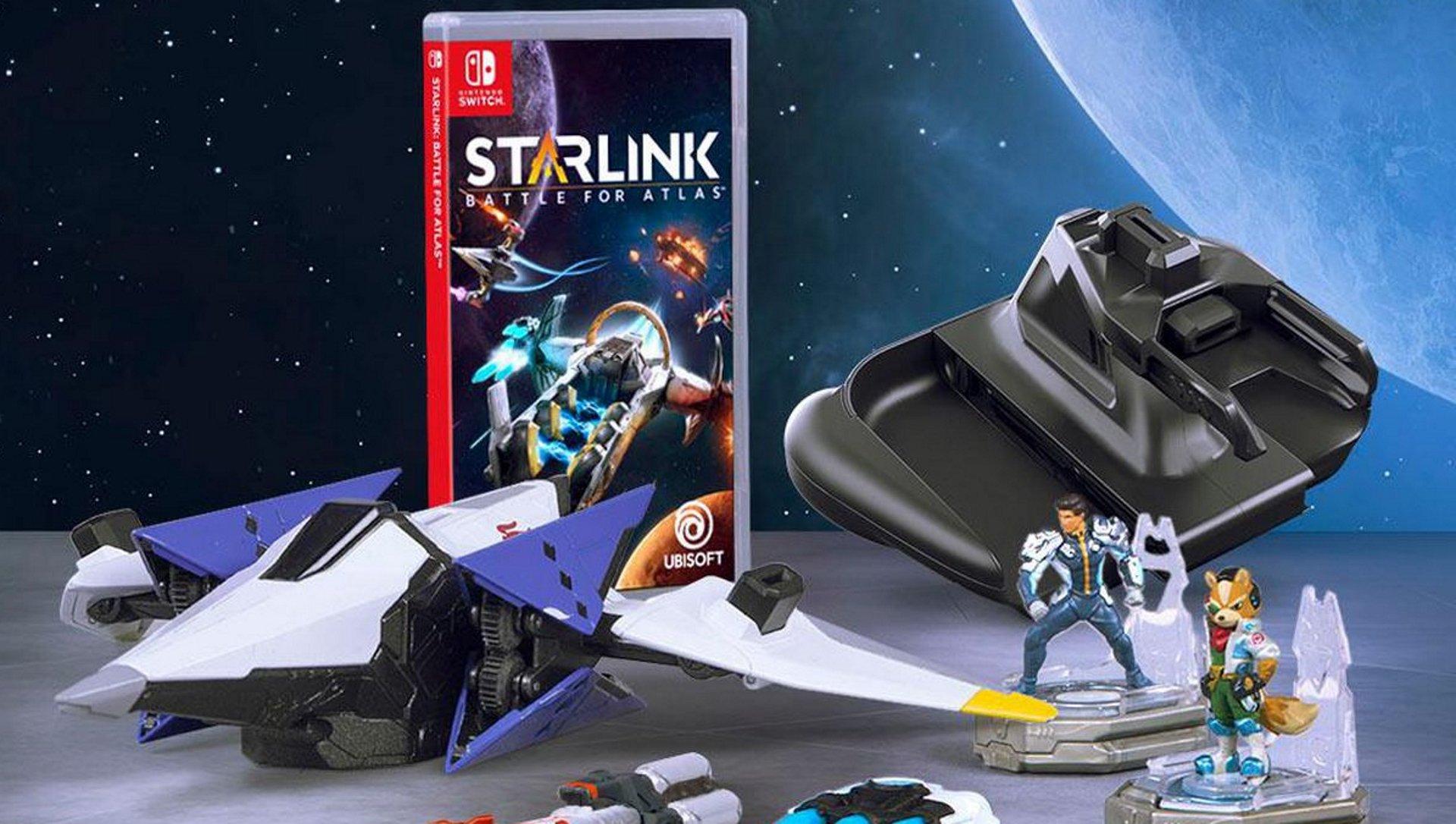 Ubisoft va cesser la production des jouets Starlink en projet