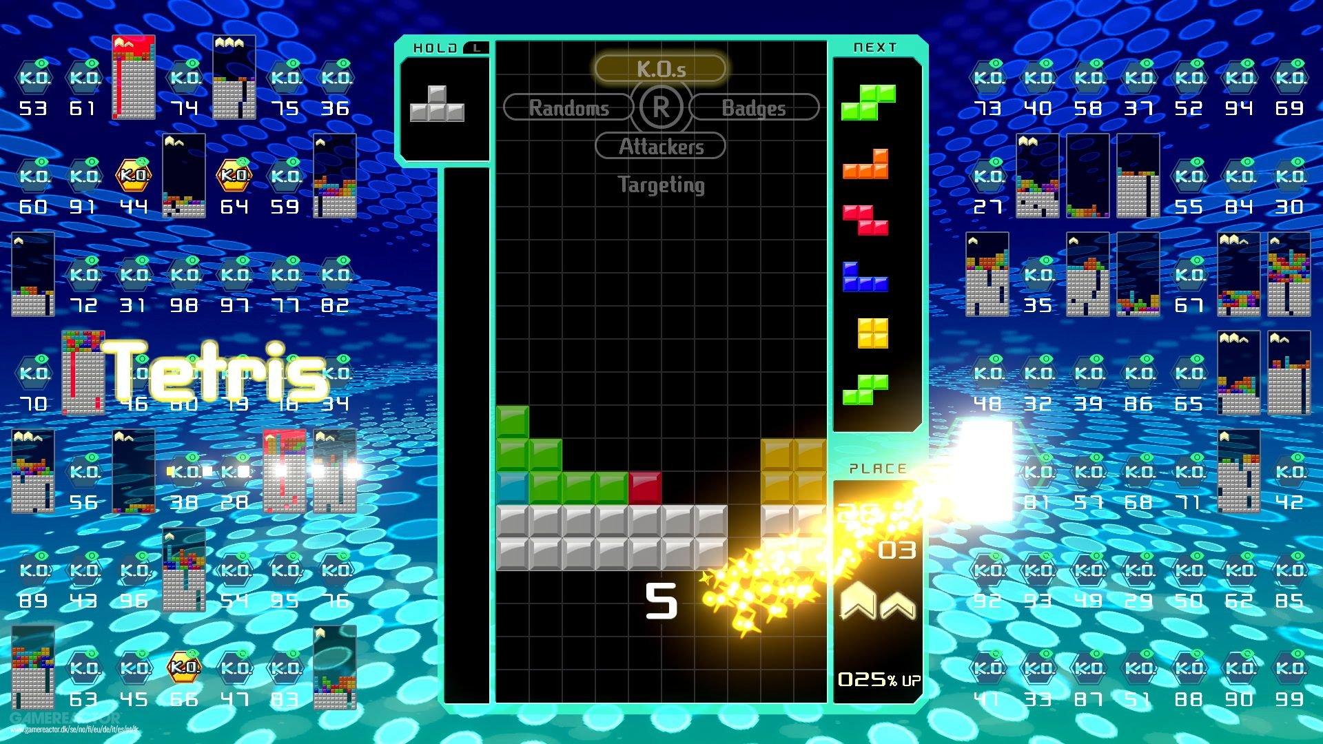 Nouvelle Maximus Cup pour Tetris 99 en direct ce week-end