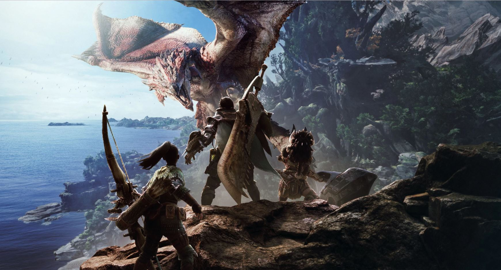 Monster Hunter : Le monde à venir à la Xbox Game Pass