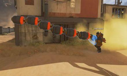 Apex Legends supprime le pépin qui vous permet de coller des pièges à gaz et des coussinets de saut sur le bouclier de Gibraltar.