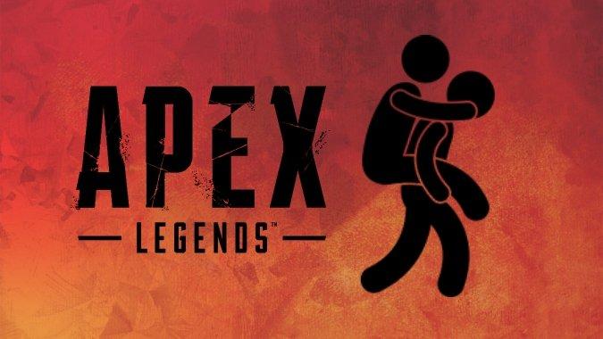 Apex Legends «Piggyback»» les joueurs reçoivent le marteau de bannissement de Respawn»