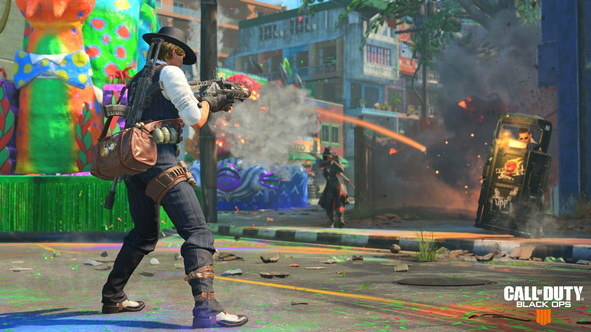 Call of Duty Black Ops 4 est le premier mensuel gratuit de juin d'Humble Monthly.