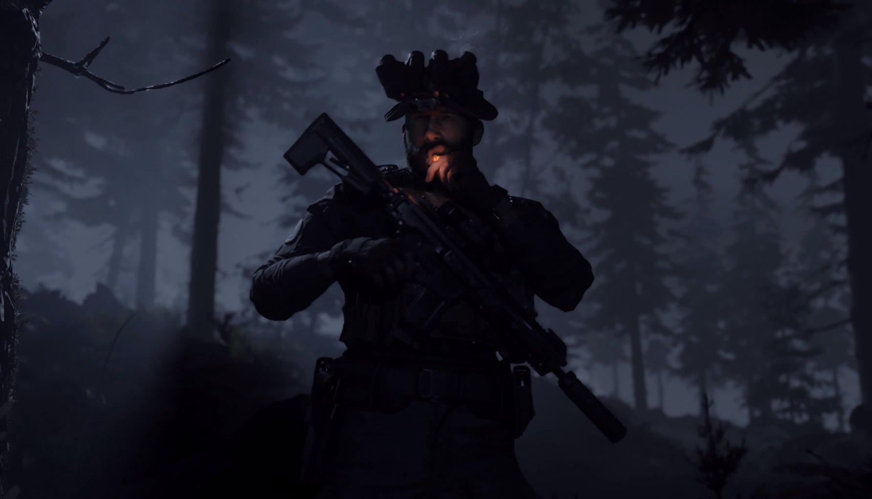 Call of Duty : La date de sortie de Modern Warfare est annoncée