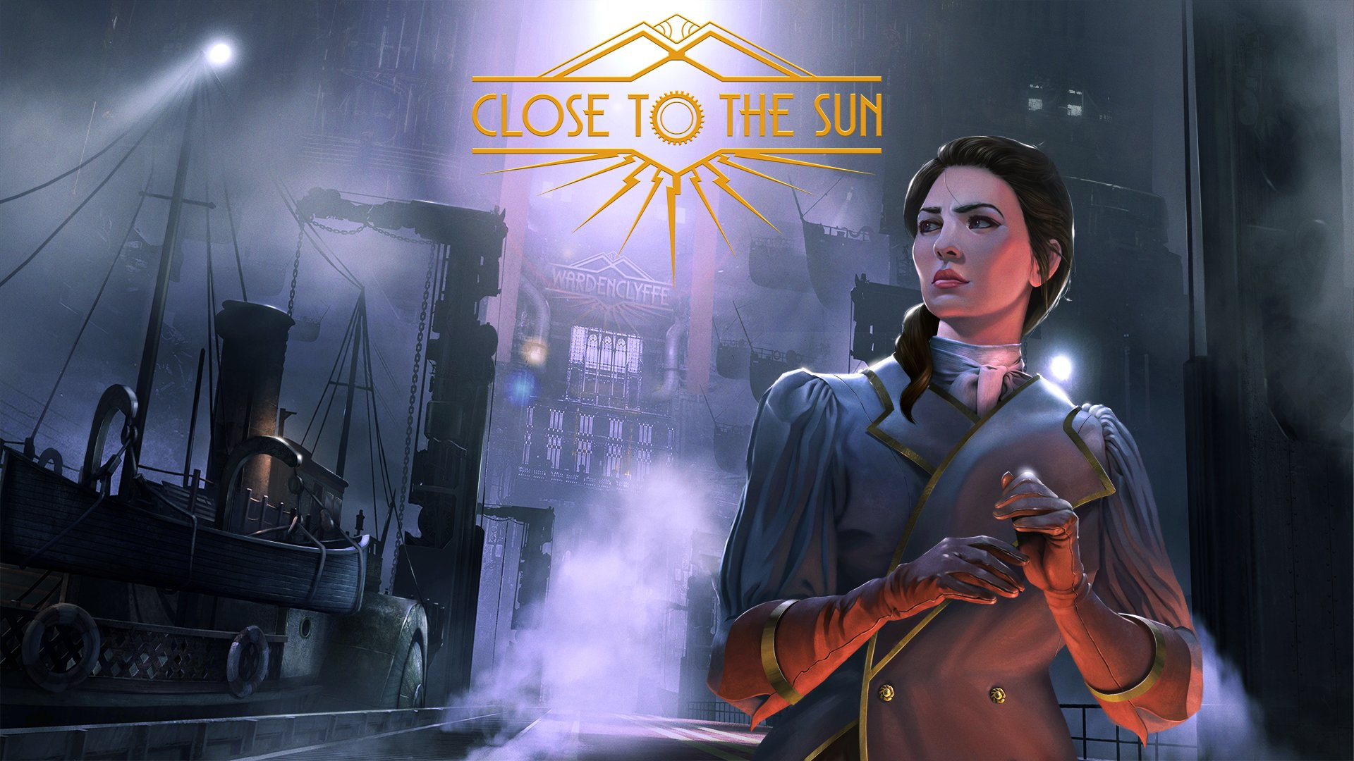La remorque de lancement de Close To The Sun montre les racines de BioShock