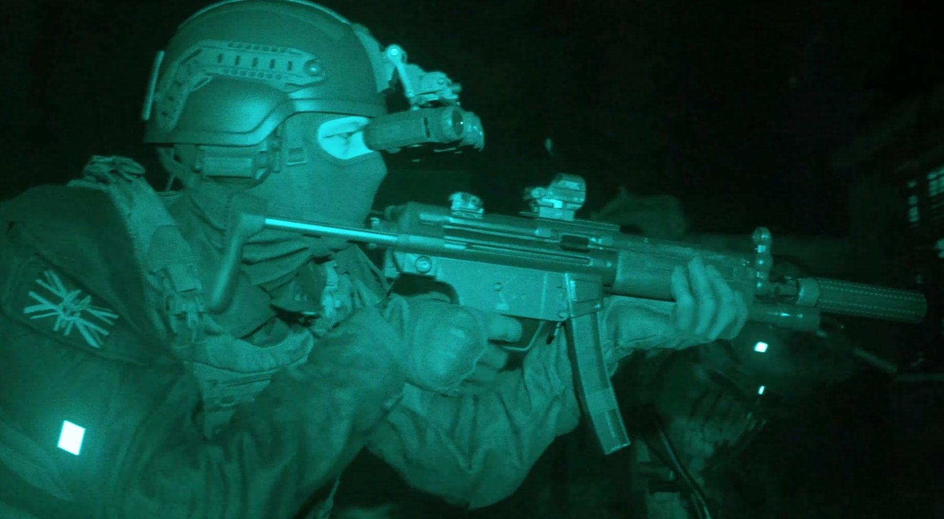 Cross-play confirmé pour Call of Duty : Modern Warfare