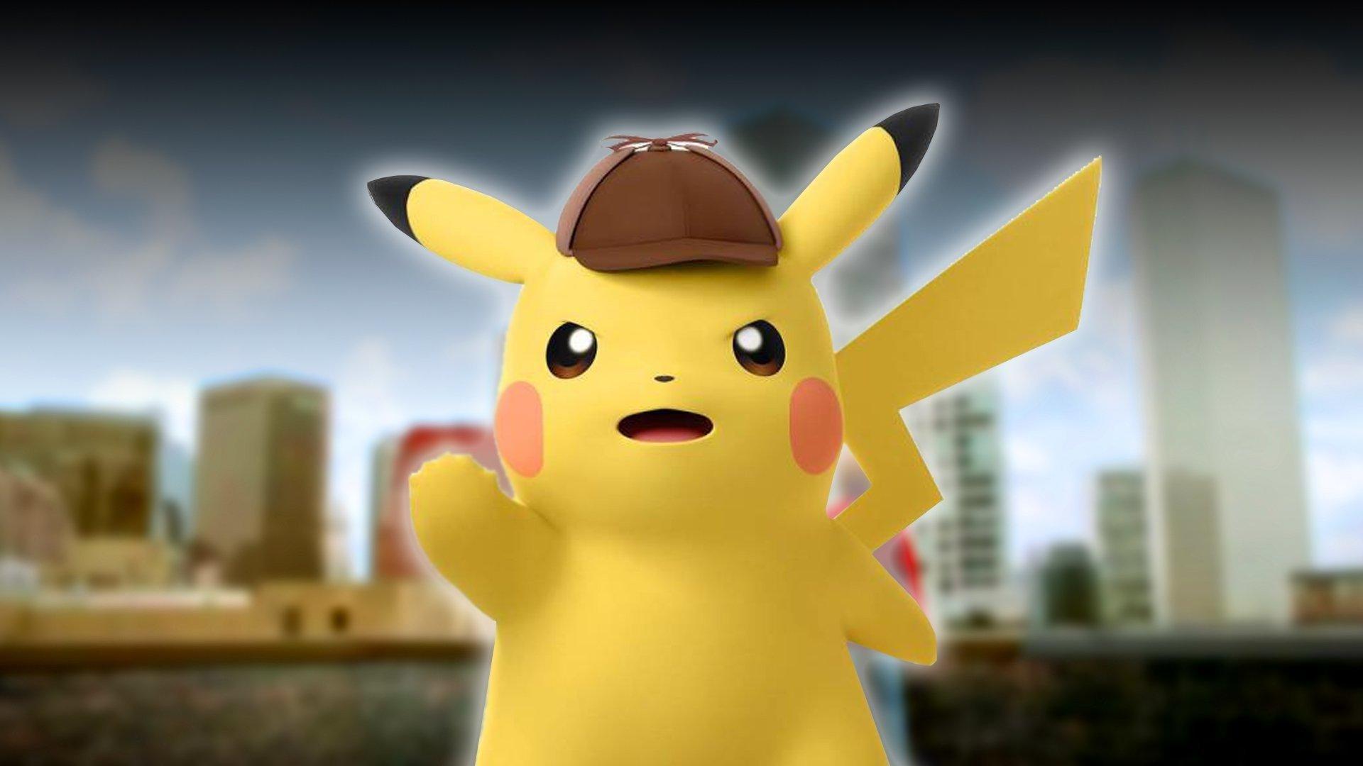 L'inspecteur Pikachu confirmé sur Nintendo Switch