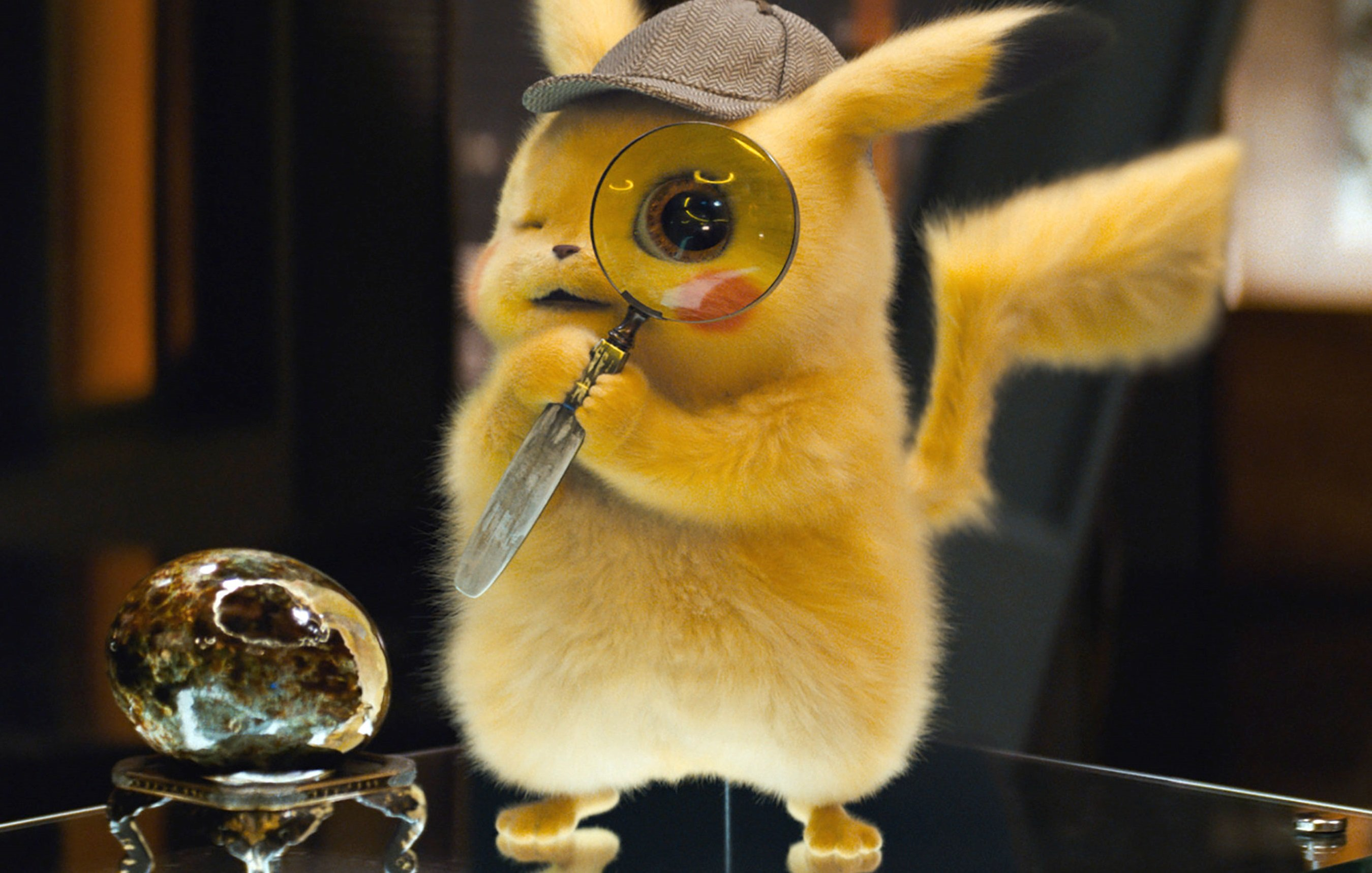 Detective Pikachu Critique | A Love Story to Classic Pokemon