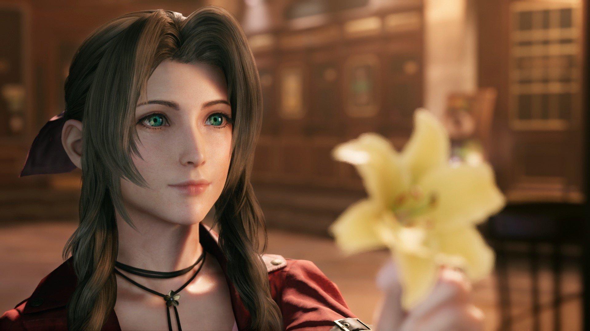 Le remake de Final Fantasy 7 reçoit une nouvelle bande-annonce
