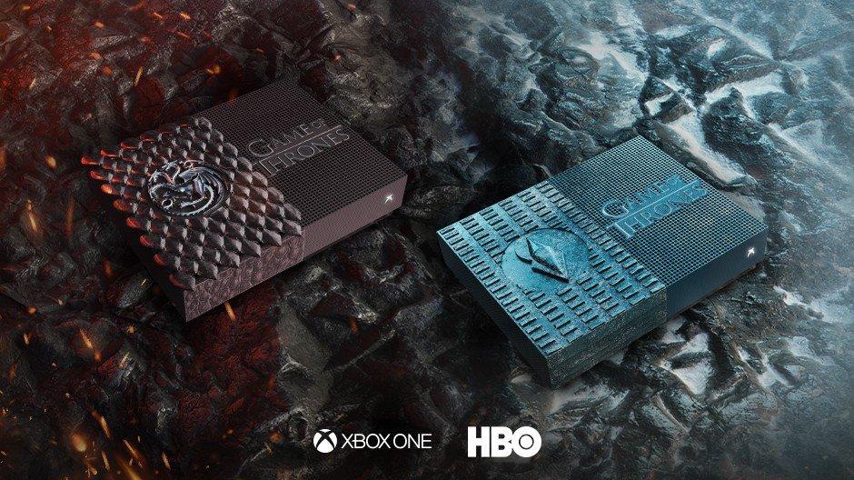 Microsoft offre gratuitement jeu personnalisé gratuit de Thrones Xbox One consoles Xbox One