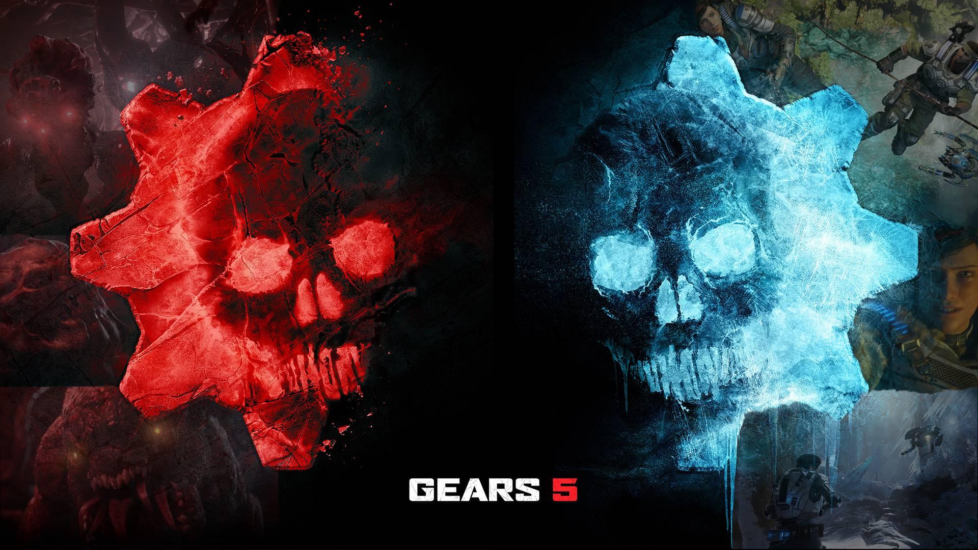 Gears 5 et d'autres jeux Xbox One de première partie sont à venir à Steam