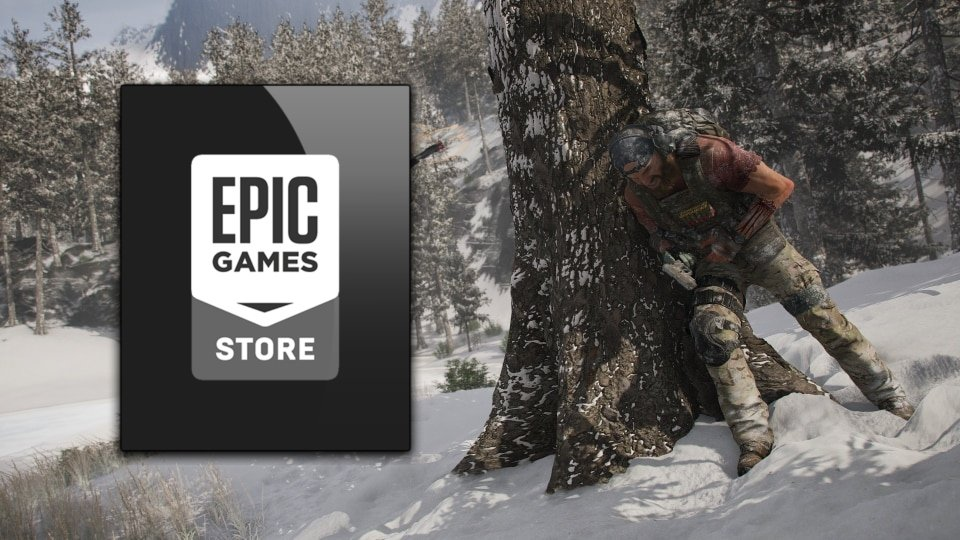 Ghost Recon Breakpoint disponible sur Epic Games Store, pas Steam