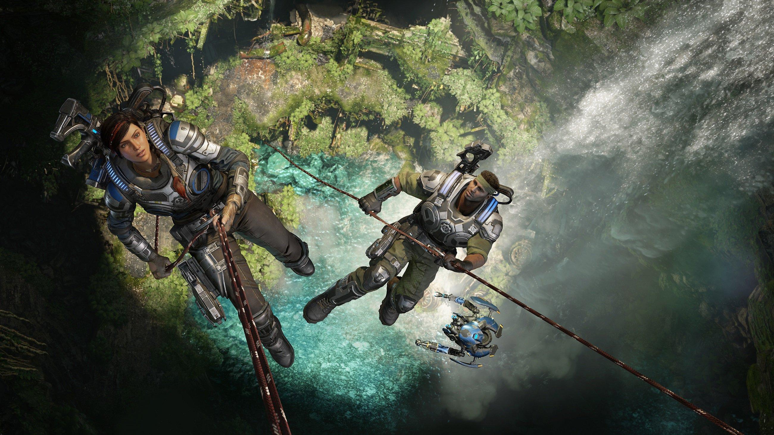L'information Gears 5 a fui devant l'E3
