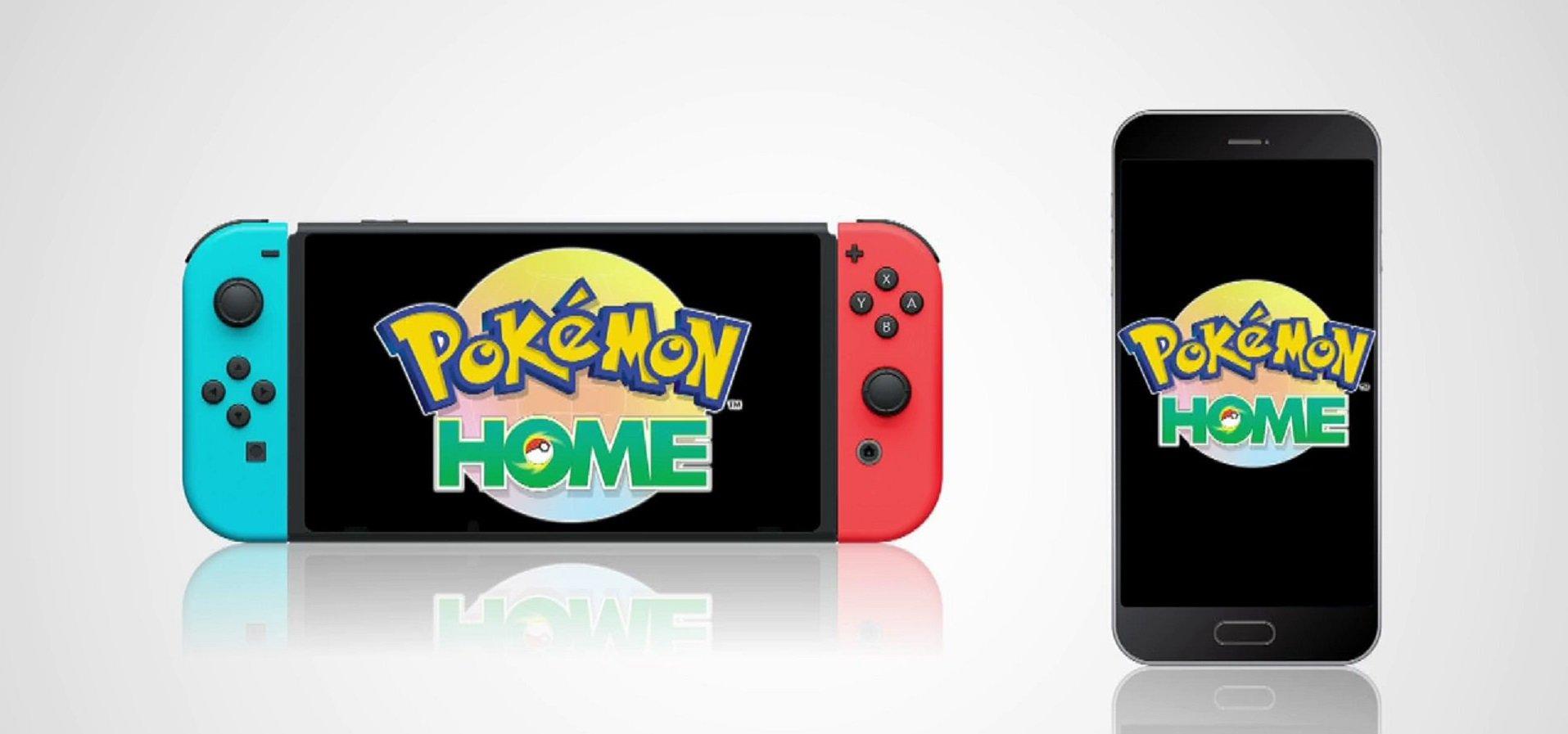 Nouveau service Pokemon HOME HOME en nuage annoncé