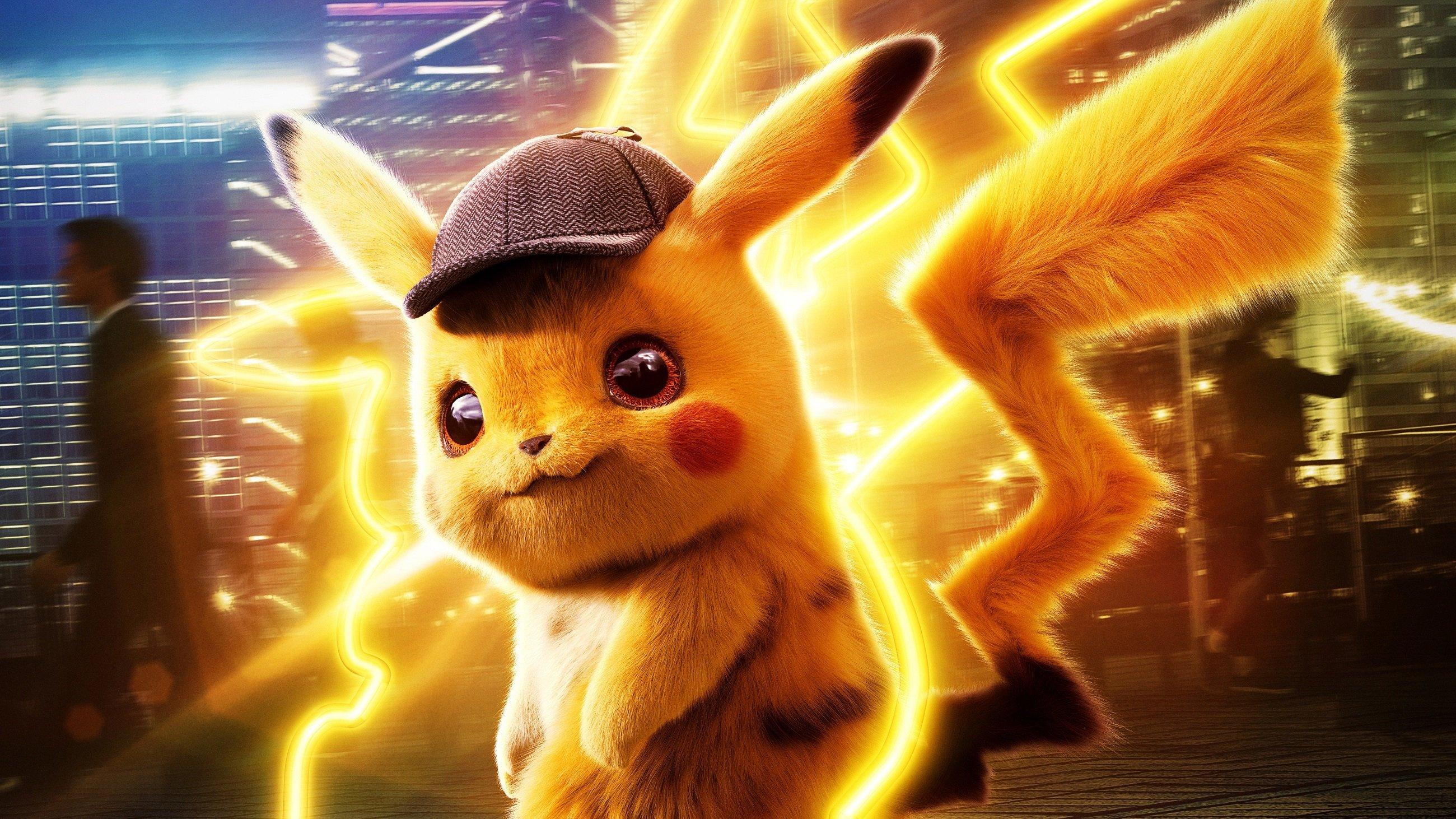 Les objets de l'inspecteur Pikachu arrivent chez Pokémon GO