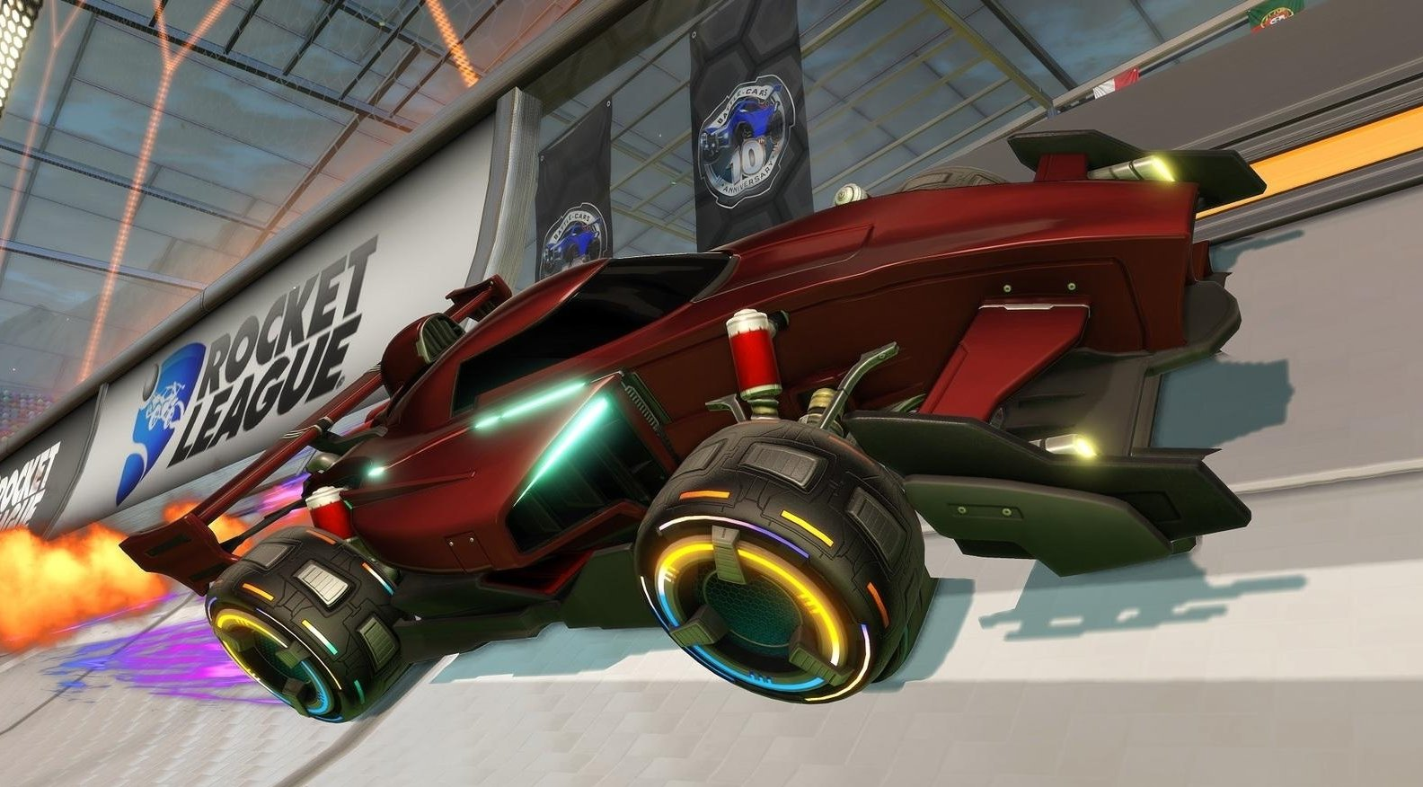 Epic acquiert Psyonix, développeur de Rocket League