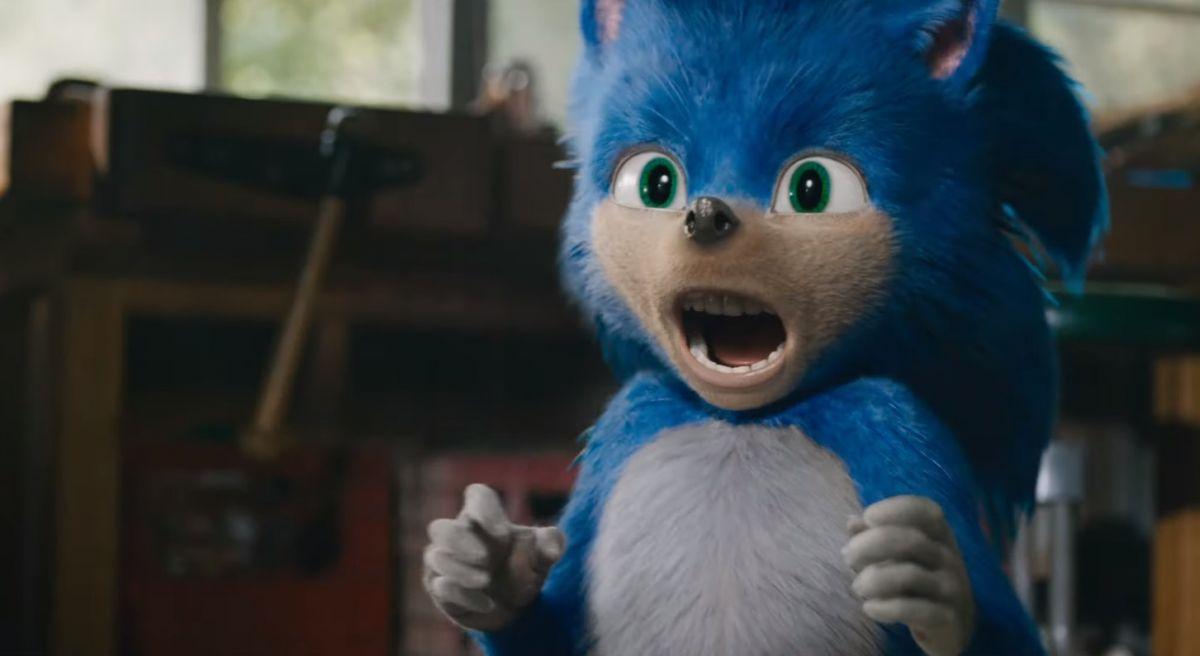 Sonic le film de hérisson a retardé à 2020 pour des changements de remaniement de conception