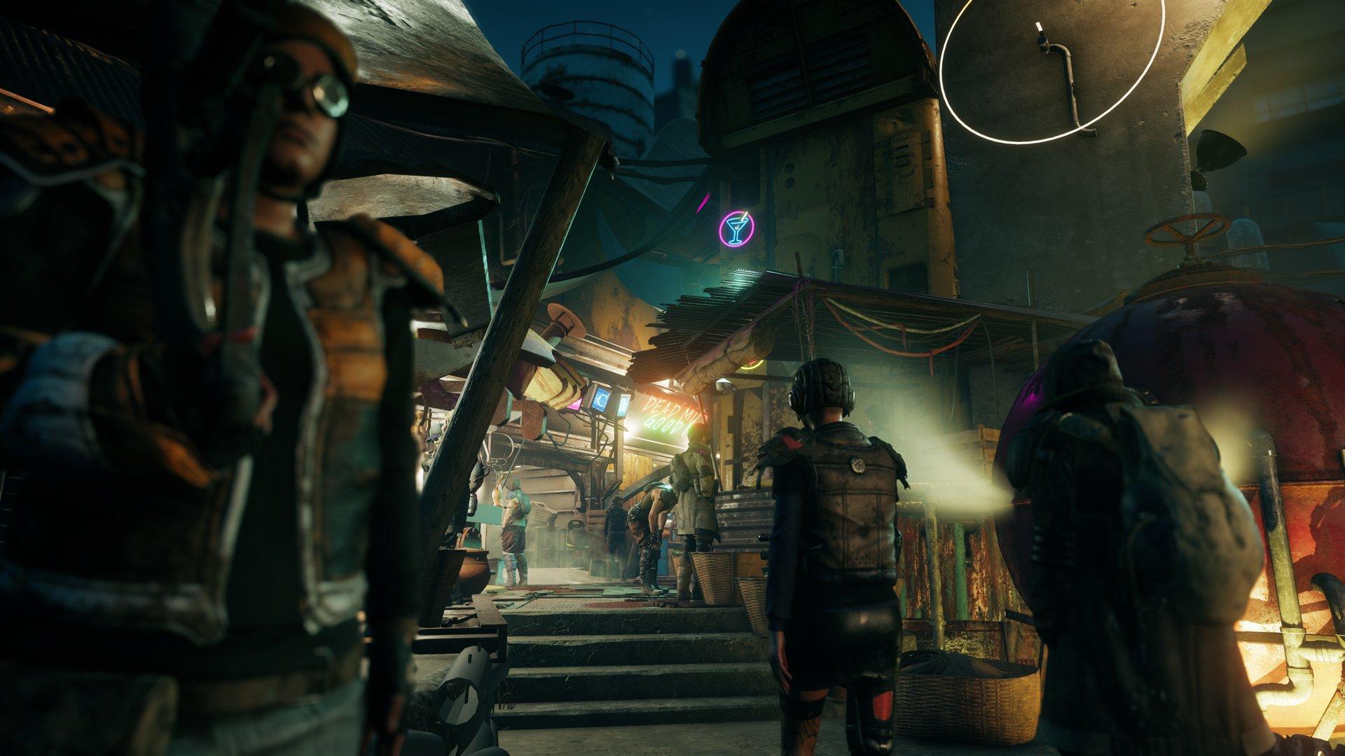 Tous les emplacements de Trade Town dans Rage 2