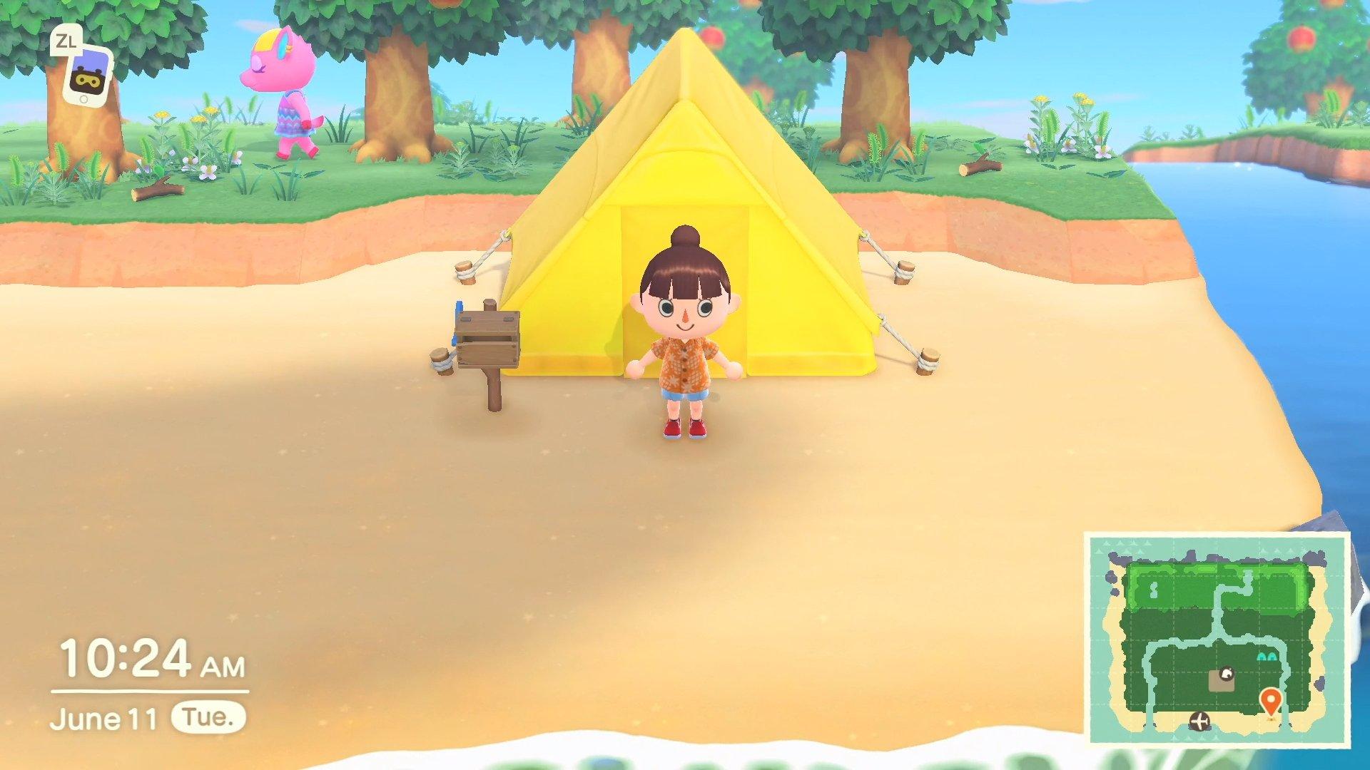 La date de sortie d'Animal Crossing New Horizons est révélée