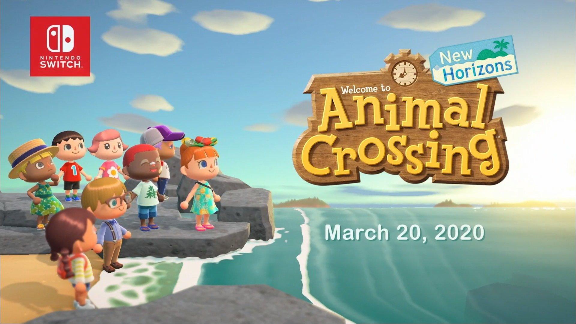 Animal Crossing New Horizons retarde notre vol vers 2020