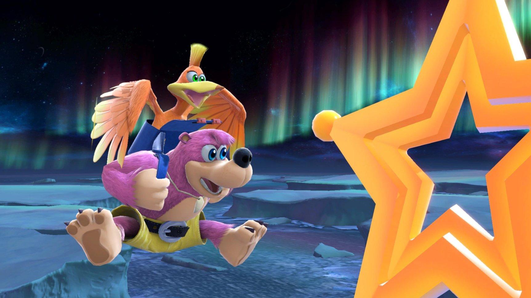 De nouvelles images de Banjo-Kazooie et Dragon Quest Hero Smash Ultimate apparaissent.