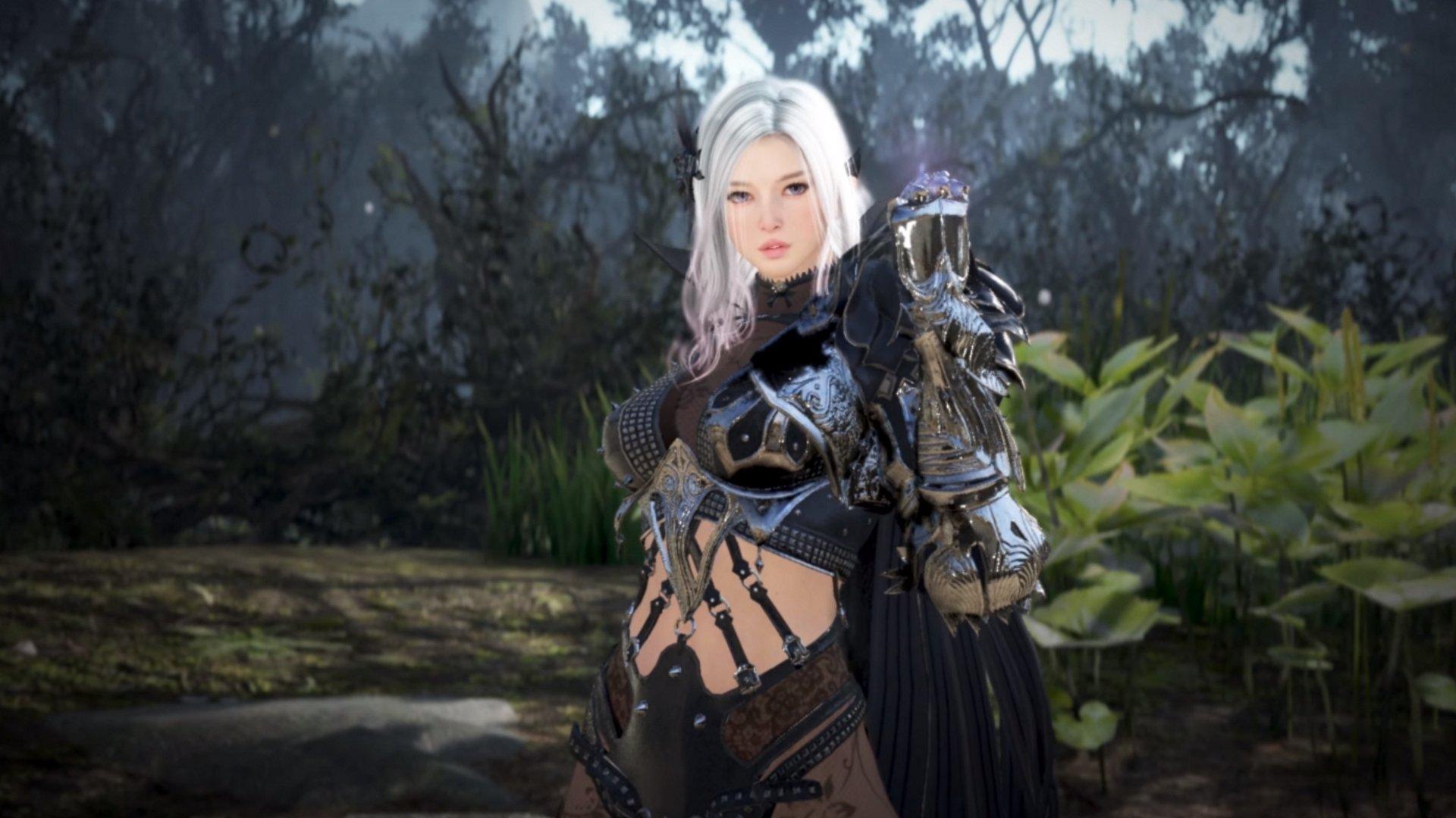 Populaire MMORPG Black Desert MMORPG est à venir à PS4 cette année