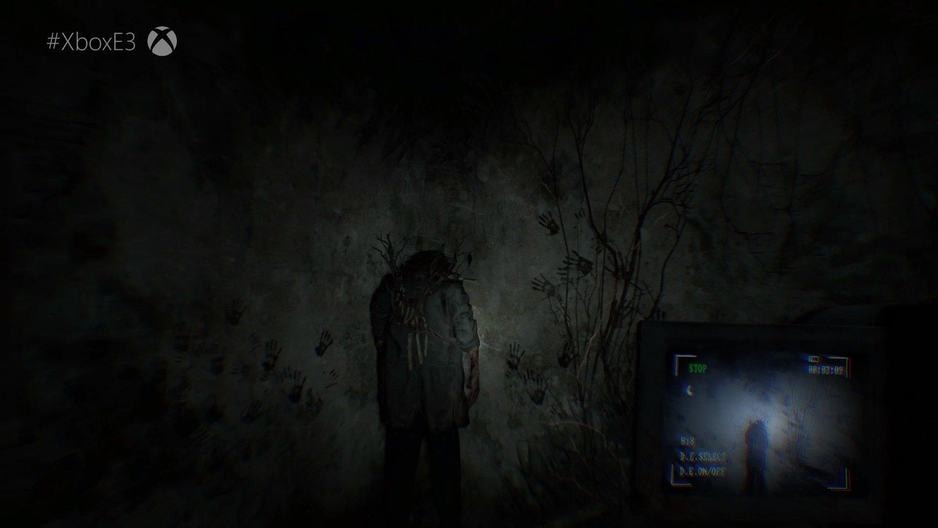 Il y a un jeu vidéo de Blair Witch, voici la bande-annonce