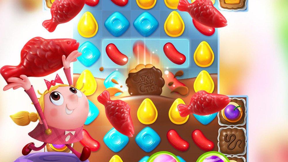 Un joueur a dépensé 2 600 $ en bonbons en une seule journée.