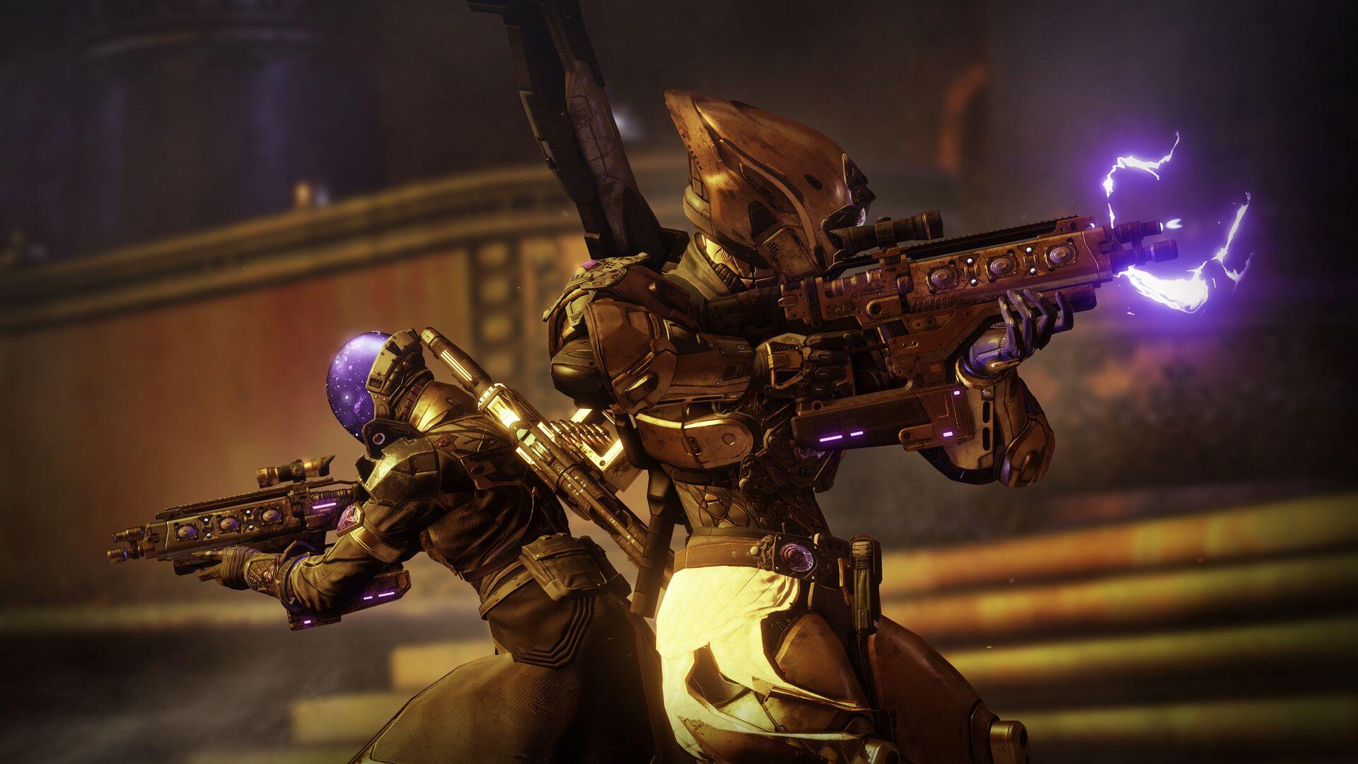 Le Destiny 2 est en train d'être sauvé.