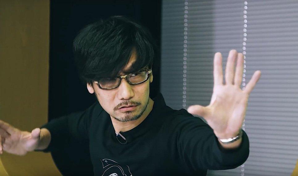 Hideo Kojima explique ce qu'un «Jeu Hideo Kojima»» signifie»