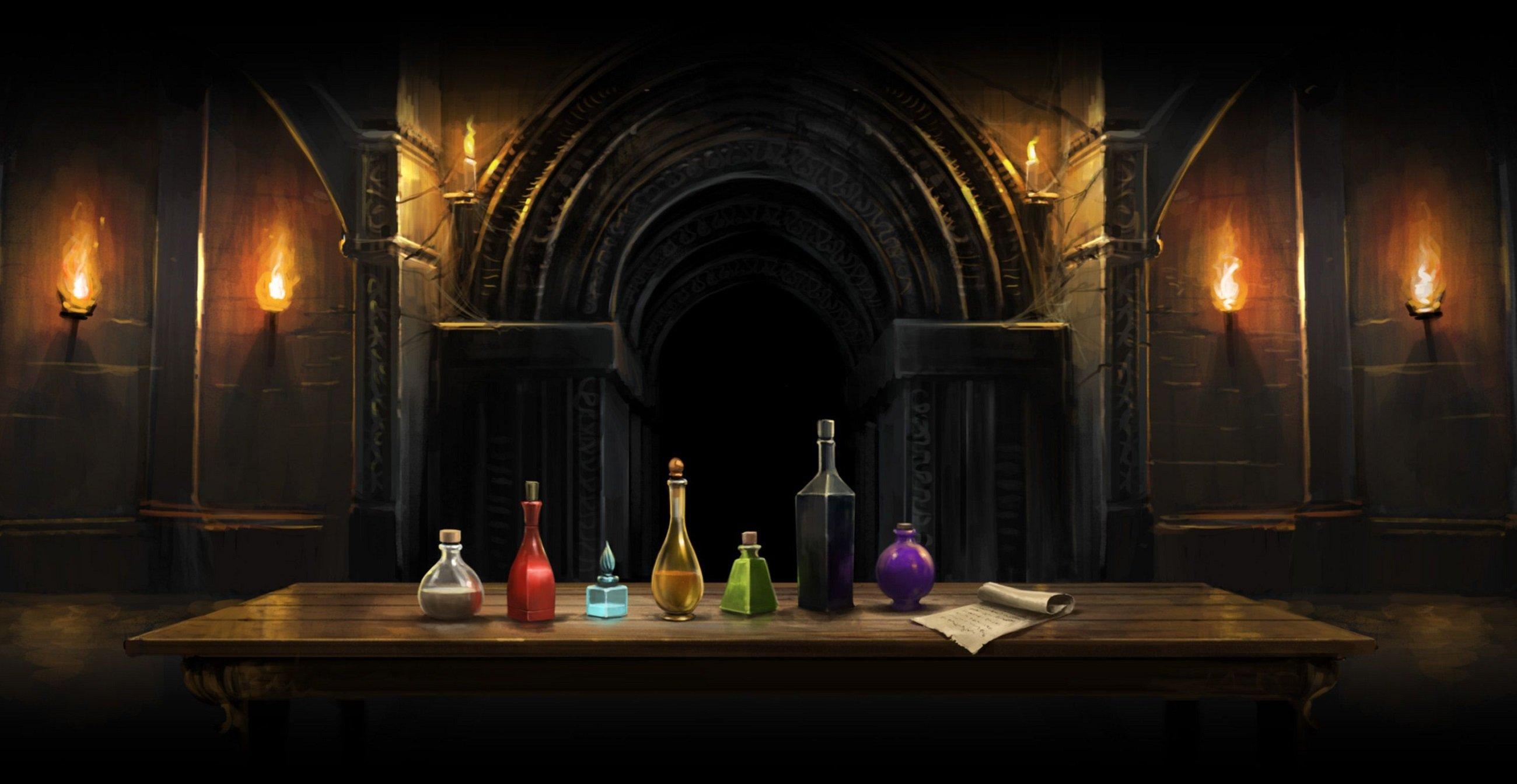 Comment infuser toutes les potions dans Harry Potter Wizards Unite