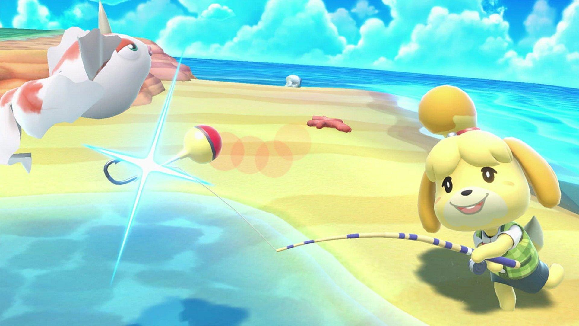 Isabelle est dans Animal Crossing : Nouveaux horizons ?