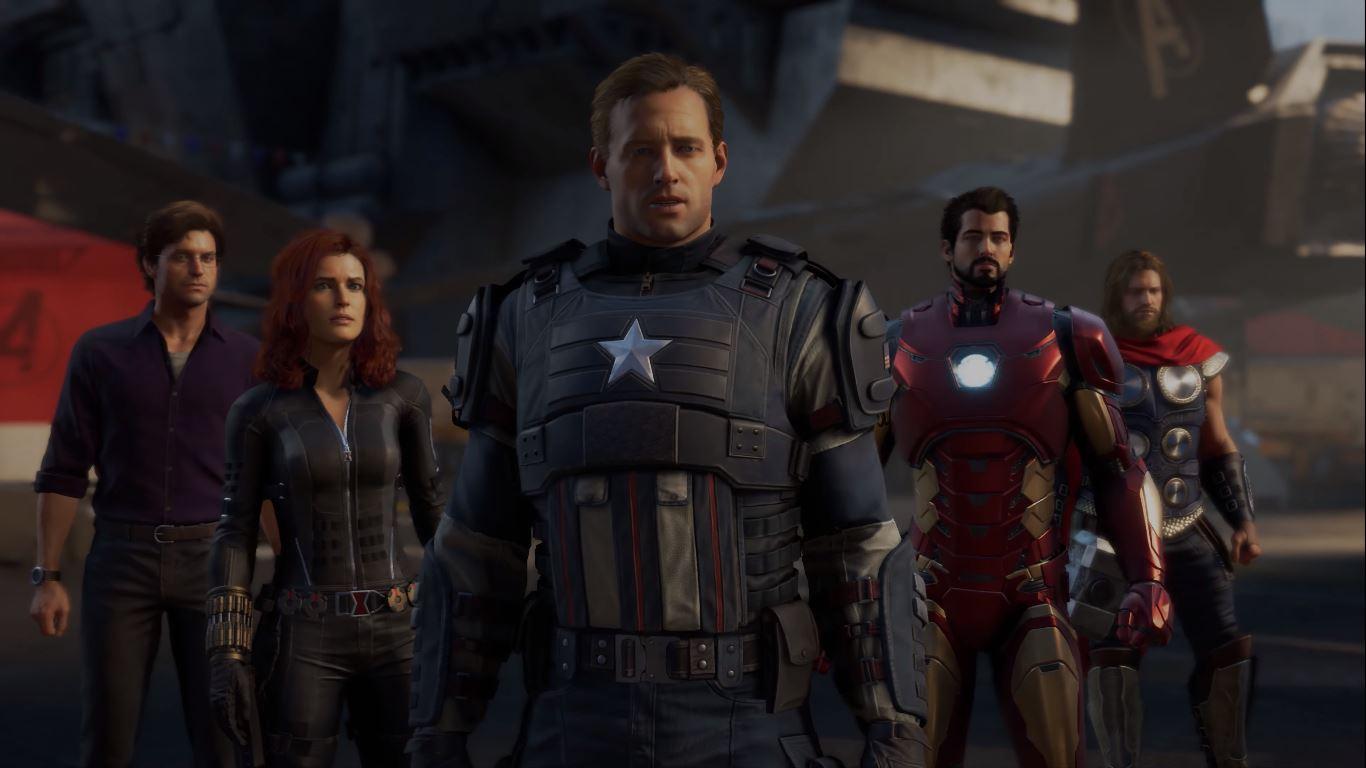 Marvel's Avengers sortira sur Stadia