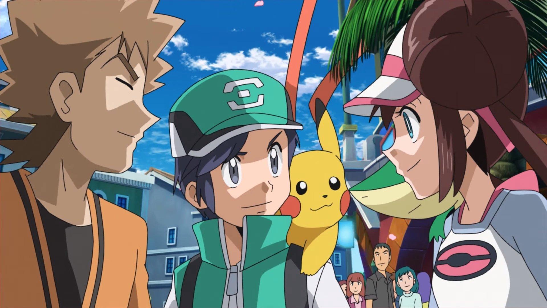 Nouvelle bande-annonce de Pokemon Masters révèle le gameplay 3v3